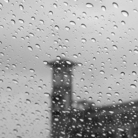 学校雨景, Sony DSC-H55