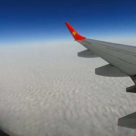 飞机景, Sony DSC-H55
