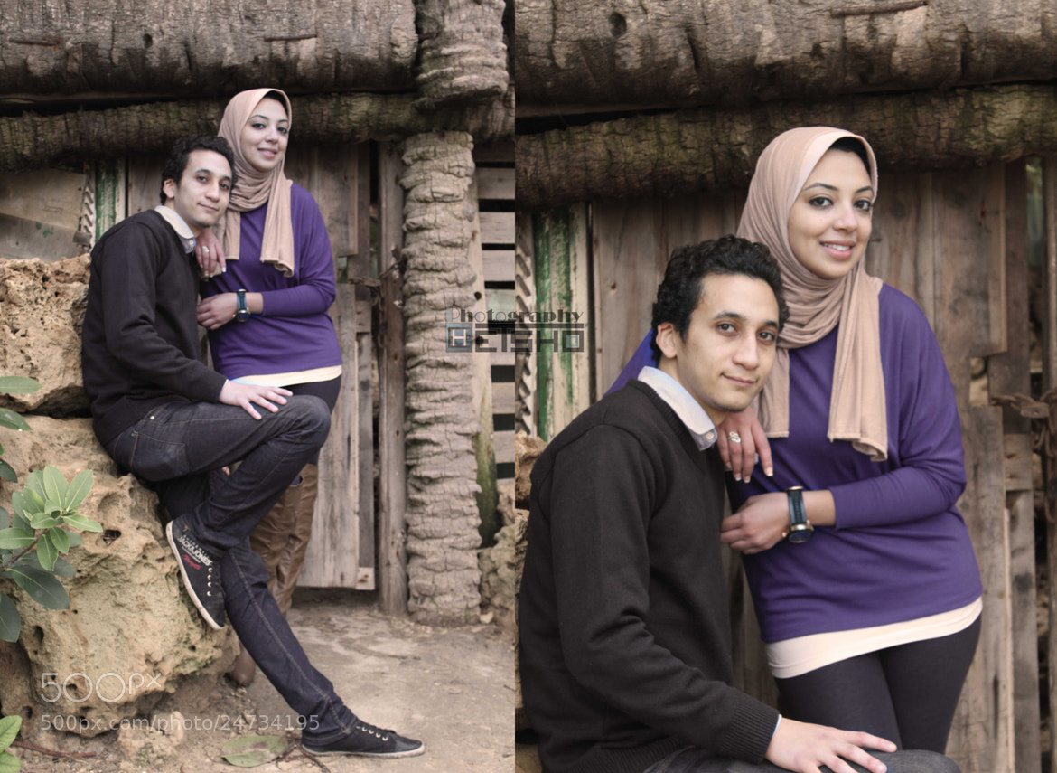Photograph Before engagment by Hesham Shaaban on 500px