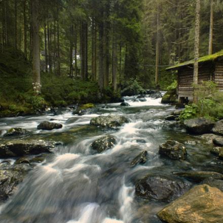 Wild water, Fujifilm FinePix HS35EXR