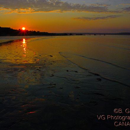 PEI Sunset, Pentax K20D