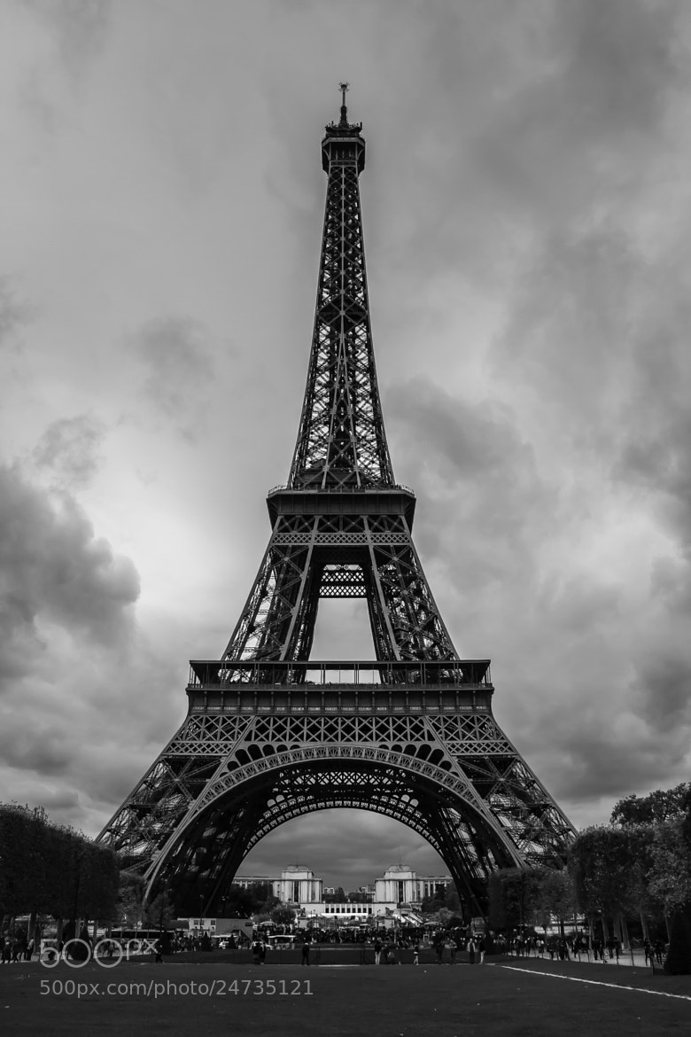 Photograph Eiffel Tower by Erik A on 500px
