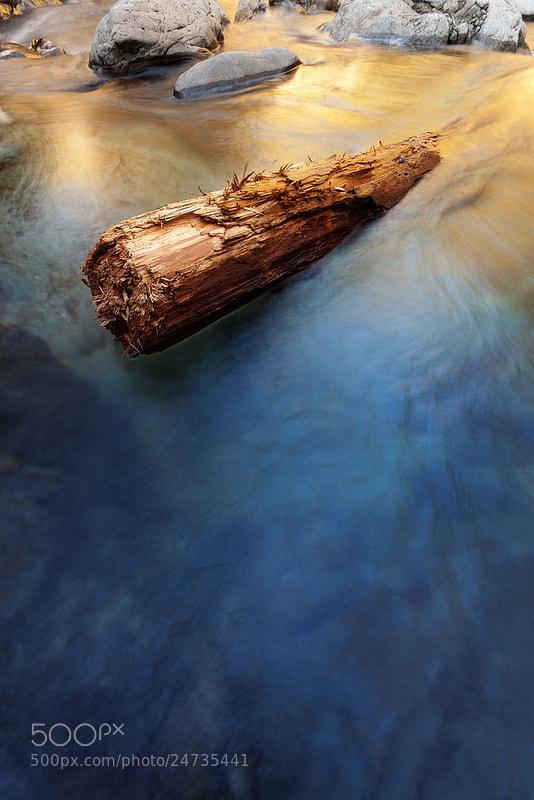 Photograph Salmon Creek Log Jam by Tyler Brigham on 500px