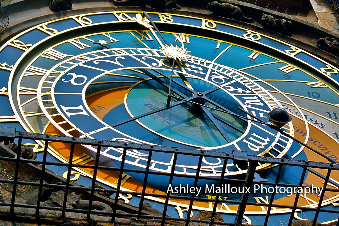 Photograph Astronomical Clock by Ash  on 500px