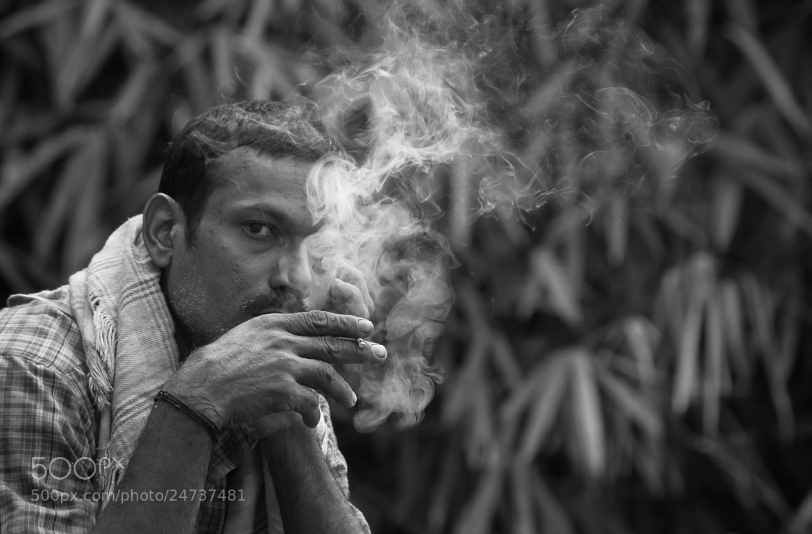 Photograph I Smoke, But You Please Don't by Pradeep BR on 500px