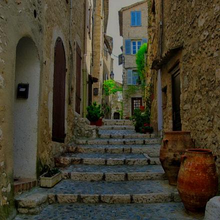 Valbonne Old Village, Nikon E5200