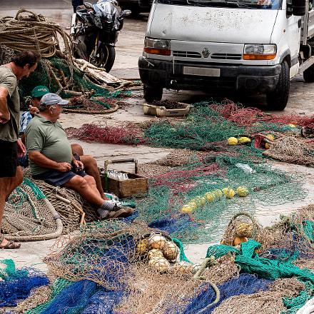 Fisherman's break