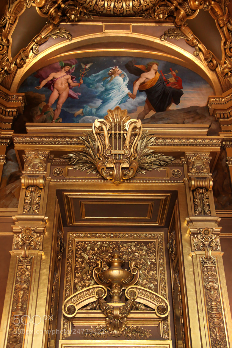 Photograph Gilded Details by Laura Bellamy on 500px