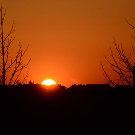 Sunseting, Nikon D3100, Sigma 18-200mm F3.5-6.3 II DC OS HSM