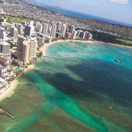 Aloha Honolulu, Fujifilm FinePix T310