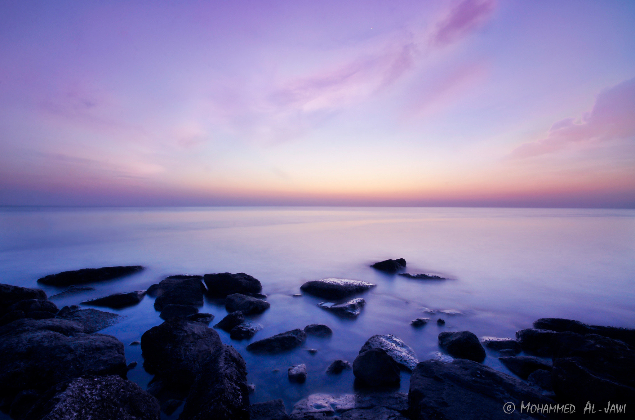 Photograph Horizon by  Mohammed Al-Jawi on 500px