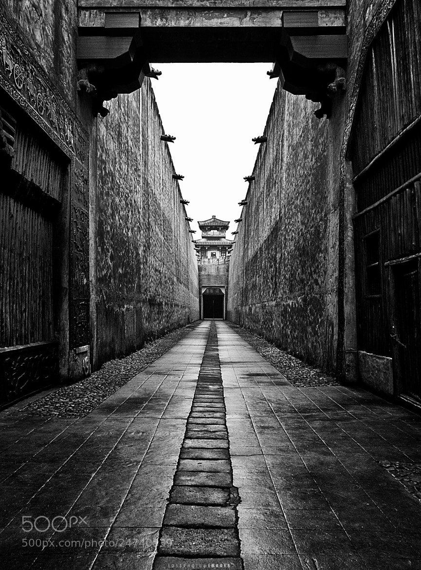 Photograph Lost in Time by Joseph Qiu on 500px