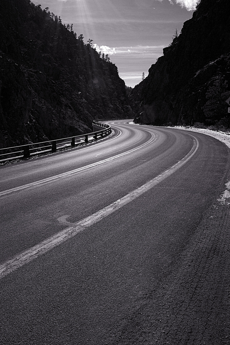 Photograph Big Thompson Canyon Hyw 34 Co. by Johnny Gomez on 500px