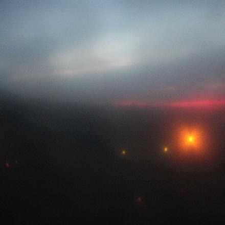 sunrise on a frosty, Canon EOS 500D