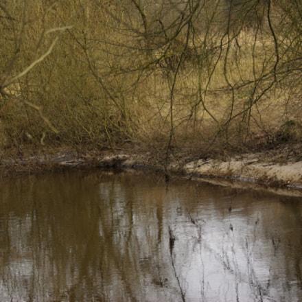 River, Pentax K10D, Sigma 70-300mm F4-5.6 Macro