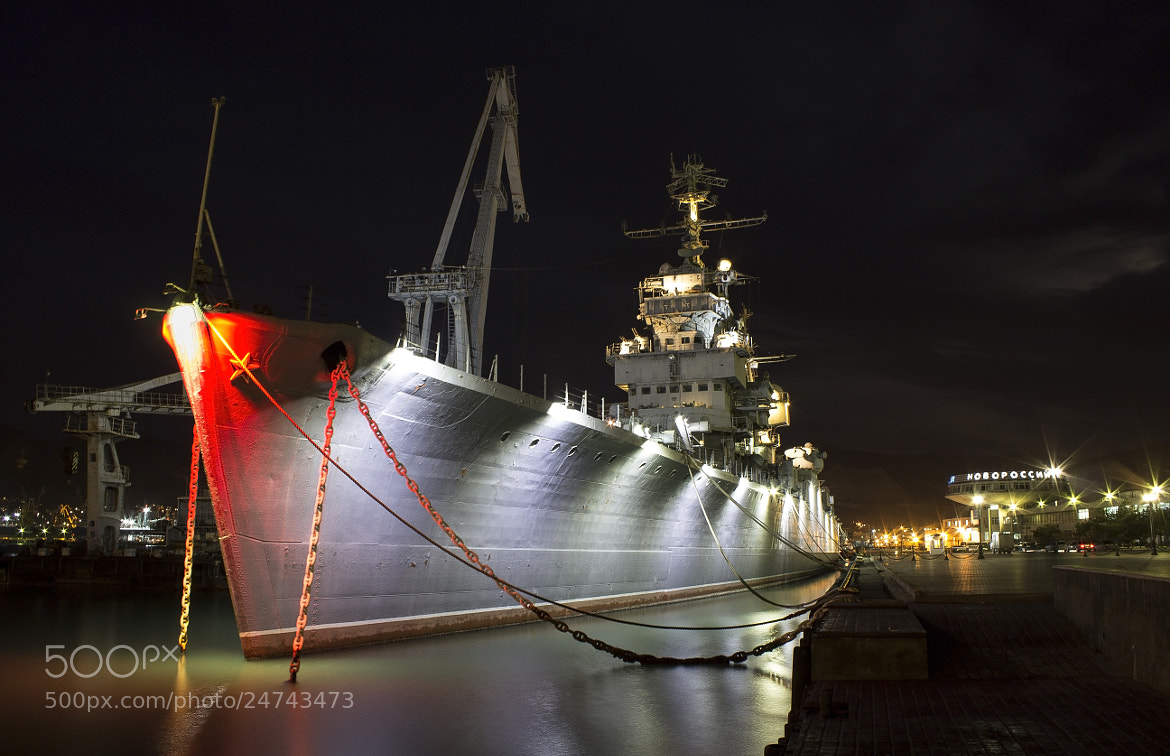 "Photograph ship ""Mikhail Kutuzov"" by INNA SAYGALO on 500px"