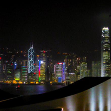 Harbour Lights, Canon POWERSHOT A720 IS