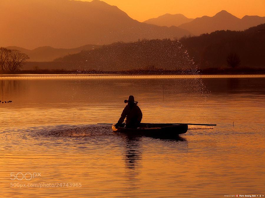 Photograph Morning Hues by gwang_Bok Bak on 500px