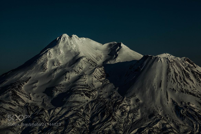 Photograph Shasta Mountain by Vassili Broutski on 500px