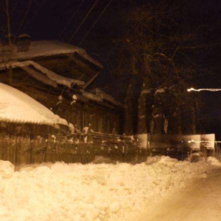Холод, Nikon D80