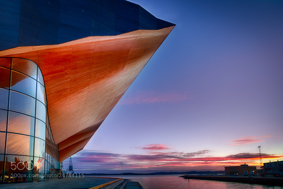 Photograph Seaside opera II by Nicklas Winger on 500px