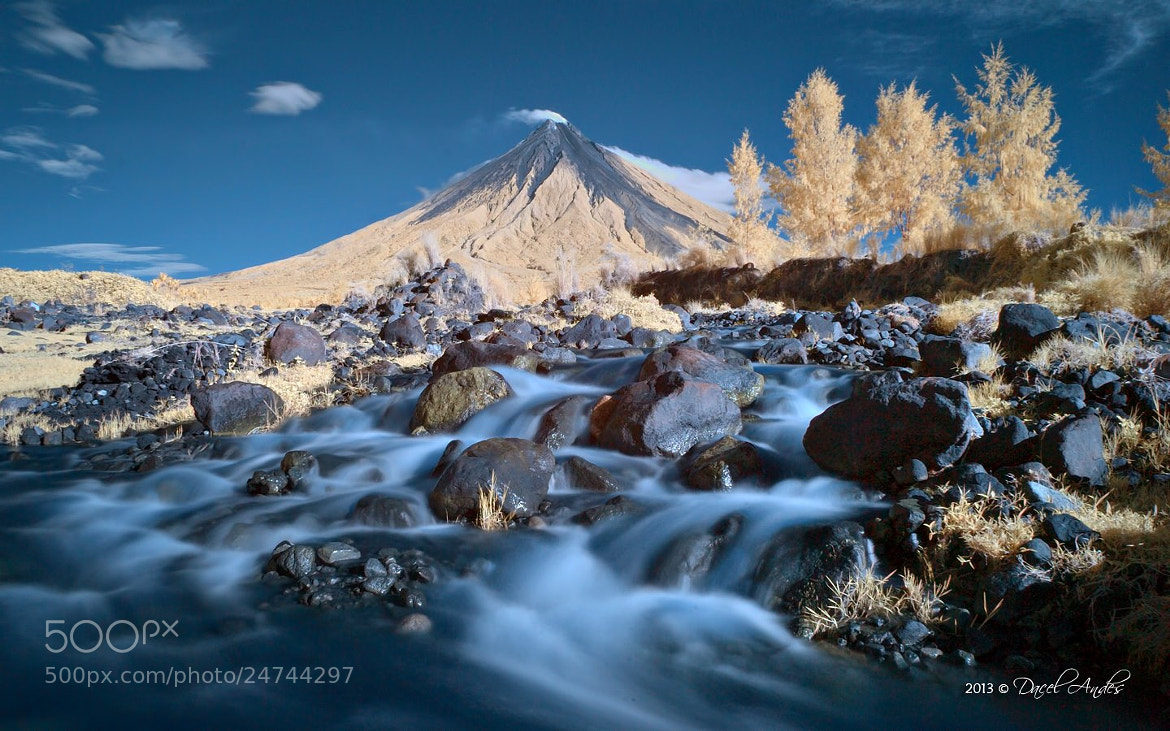 Photograph The River Flows by Dacel Andes on 500px