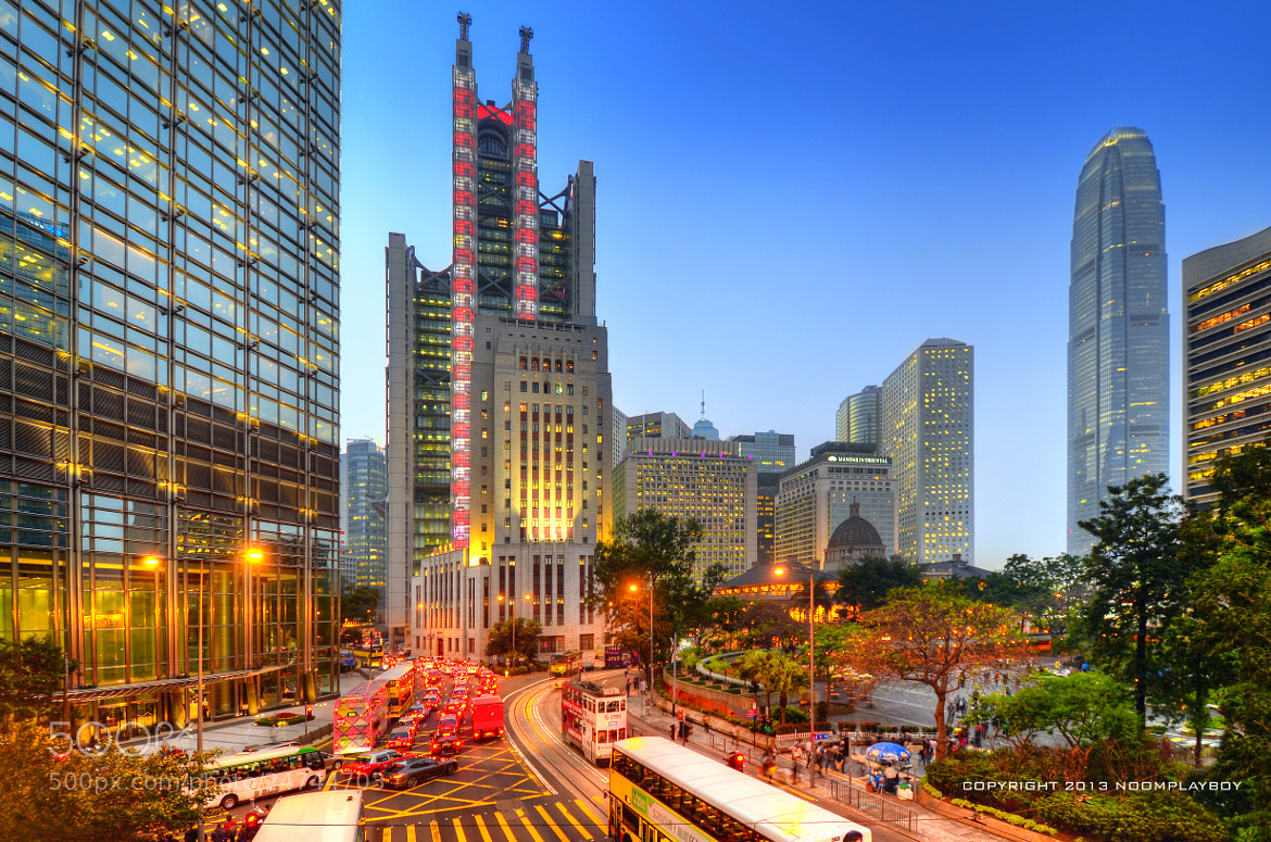 Photograph Hong Kong : HDR by noomplayboy  on 500px
