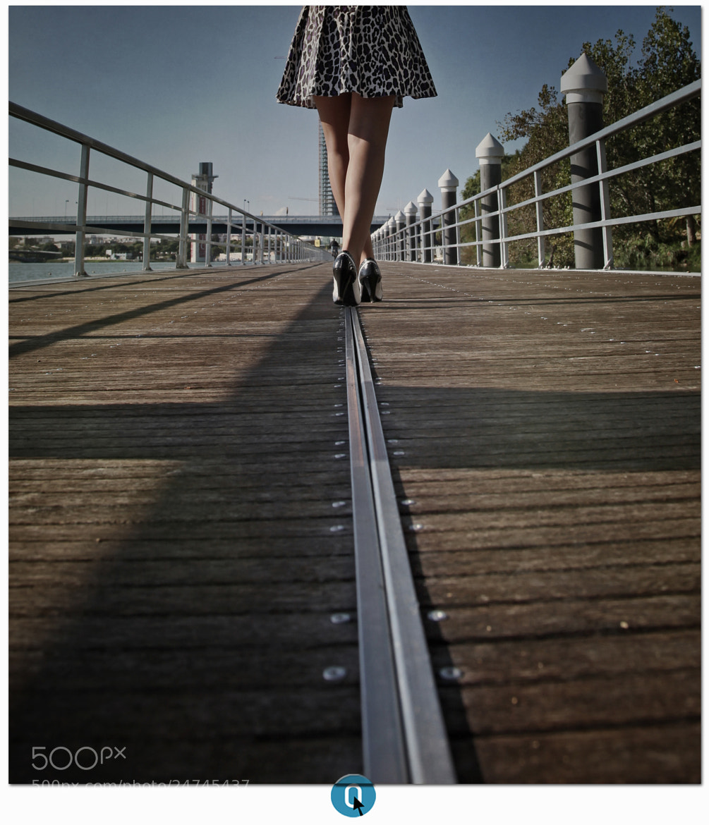 Photograph { follows the line } by CERO . on 500px