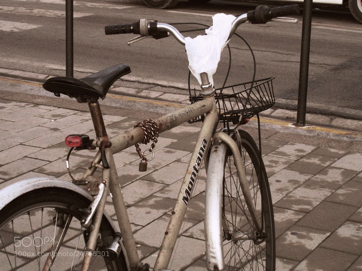 Photograph Biciclette by AntonelloBerardi on 500px