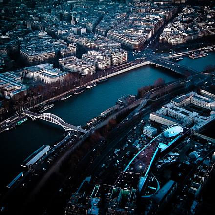 Paris, Sony DSC-P72