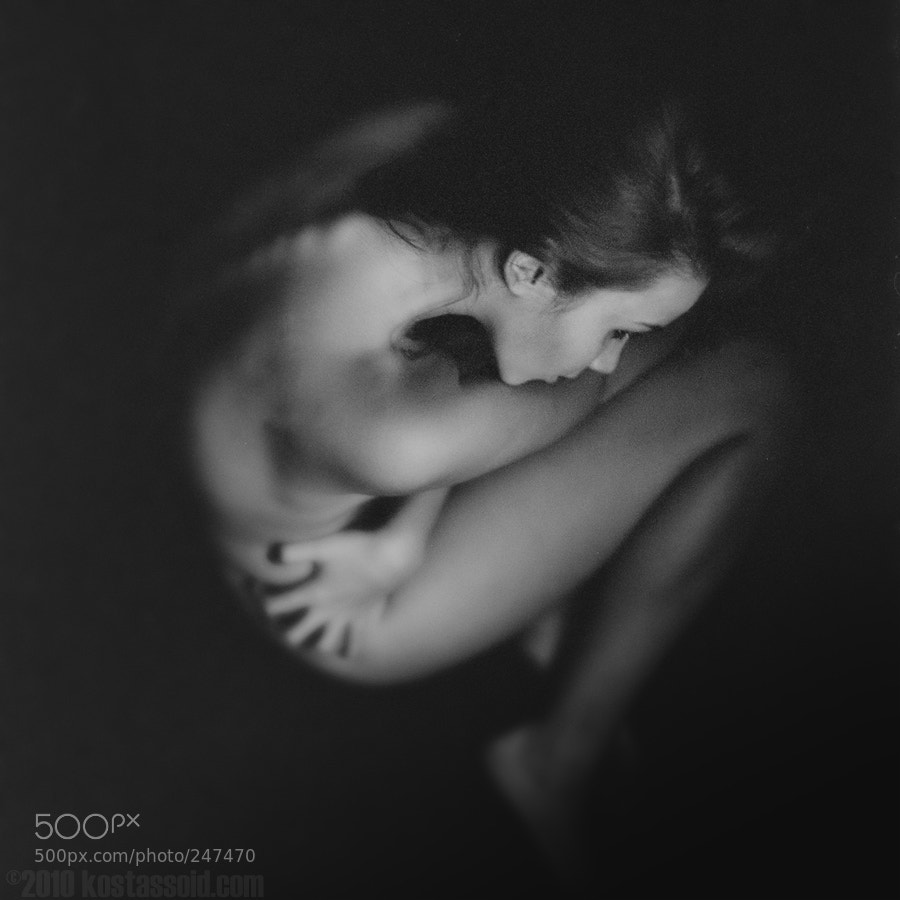 nude photo - Panic Room by Konstantin Alexandroff