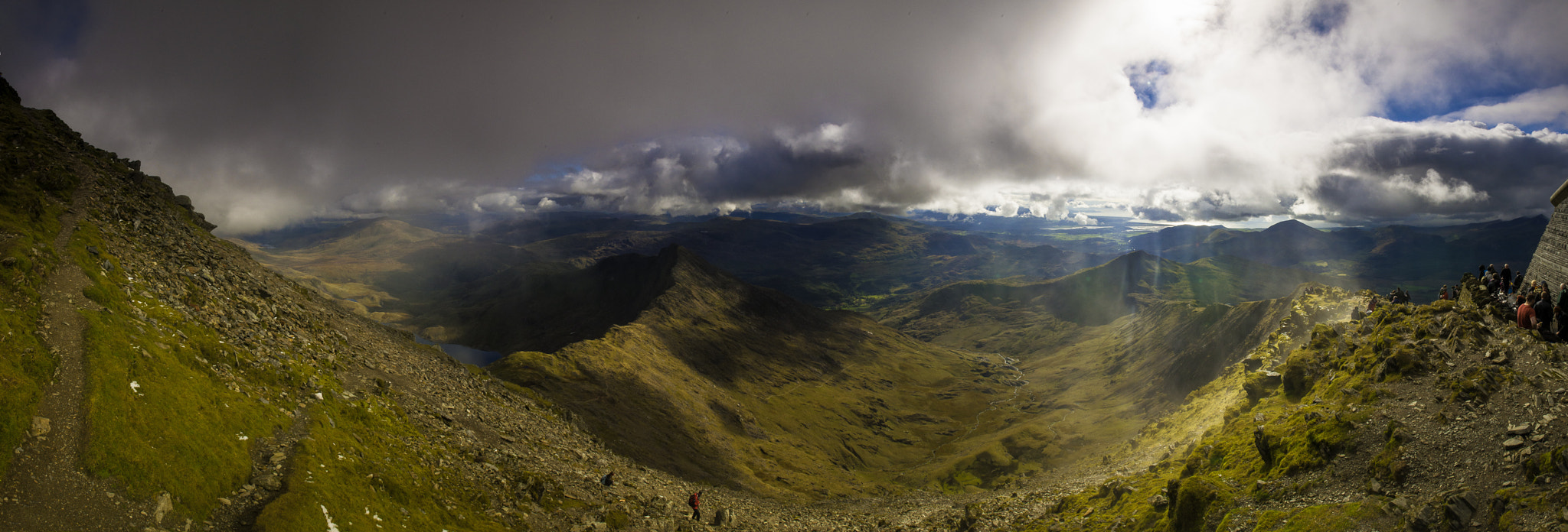 Photograph Snowdon Summit by Gavin Baker on 500px