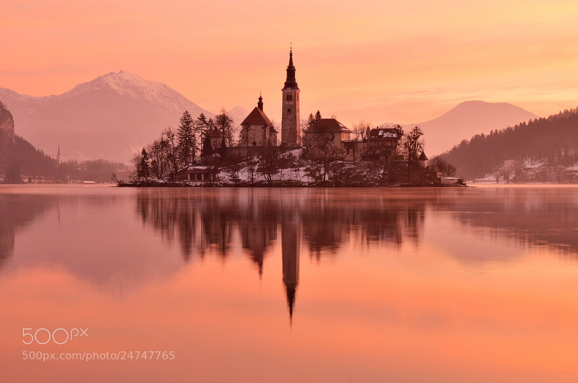 Photograph Reflection in Dawn by Csilla Zelko on 500px