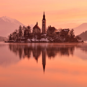 Reflection in Dawn by Csilla Zelko (csillogo11)) on 500px.com
