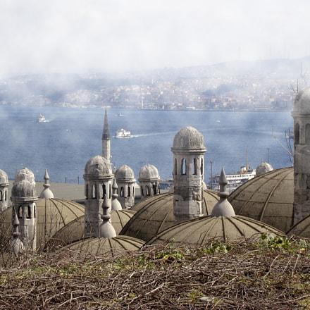 Istanbul, Sony DSC-W120