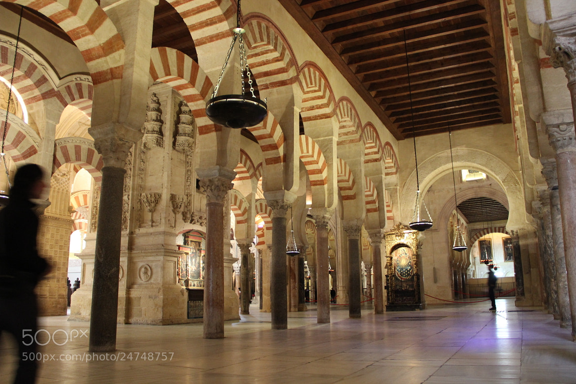 Photograph Mezquita–catedral de Córdoba by Katja Sen on 500px