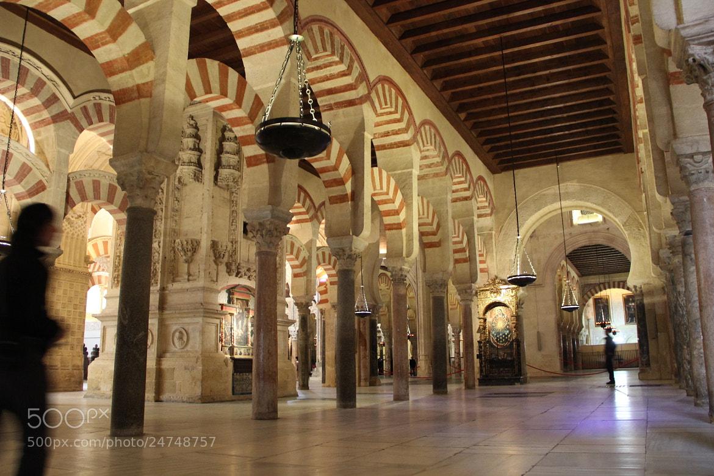 Photograph Mezquita–catedral de Córdoba by Katja Sen on 500px