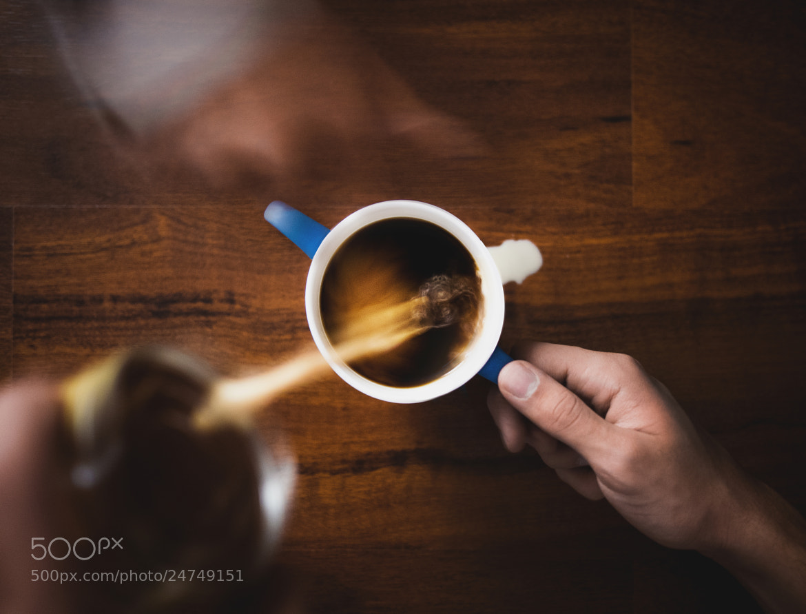 Photograph Let's share a cup of happiness by مجرّد ، on 500px