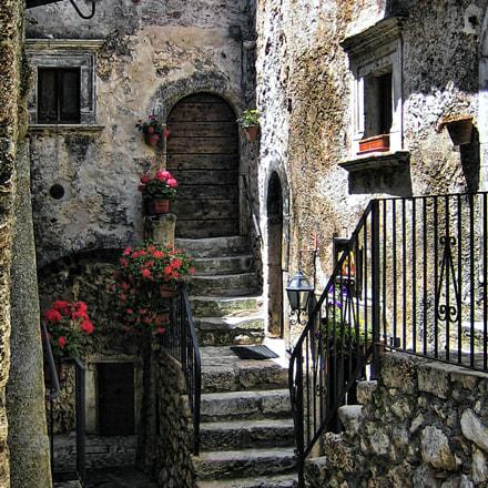 Antico Borgo Abruzzese, Canon DIGITAL IXUS 30