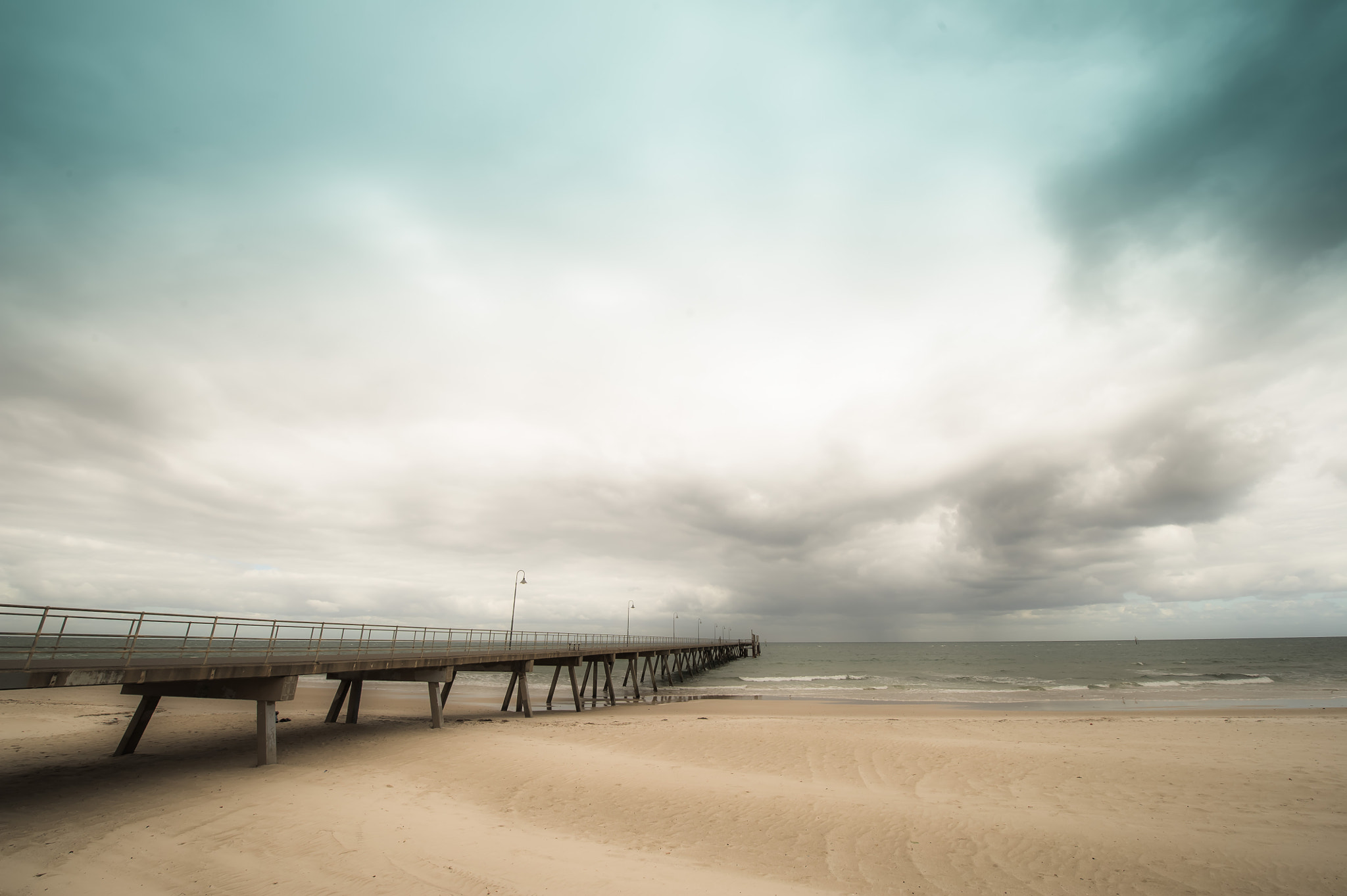 Photograph Glenelg Beach, Australia by Ockert Le Roux on 500px