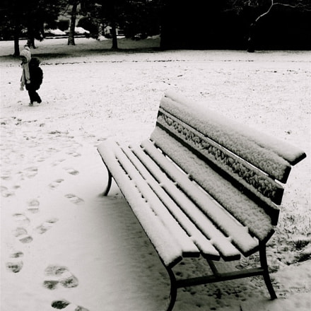 snow, Sony DSC-H3