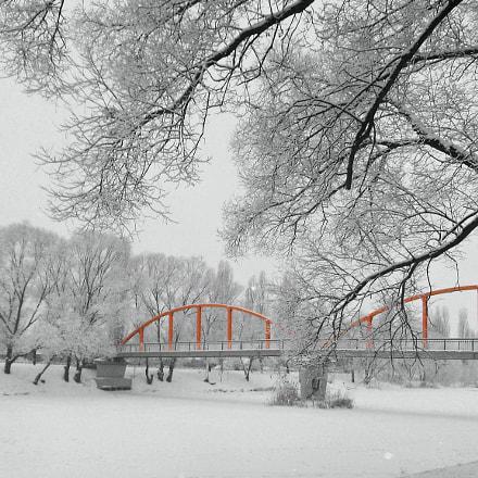 Белоснежный город Белгород., Sony DSC-W510