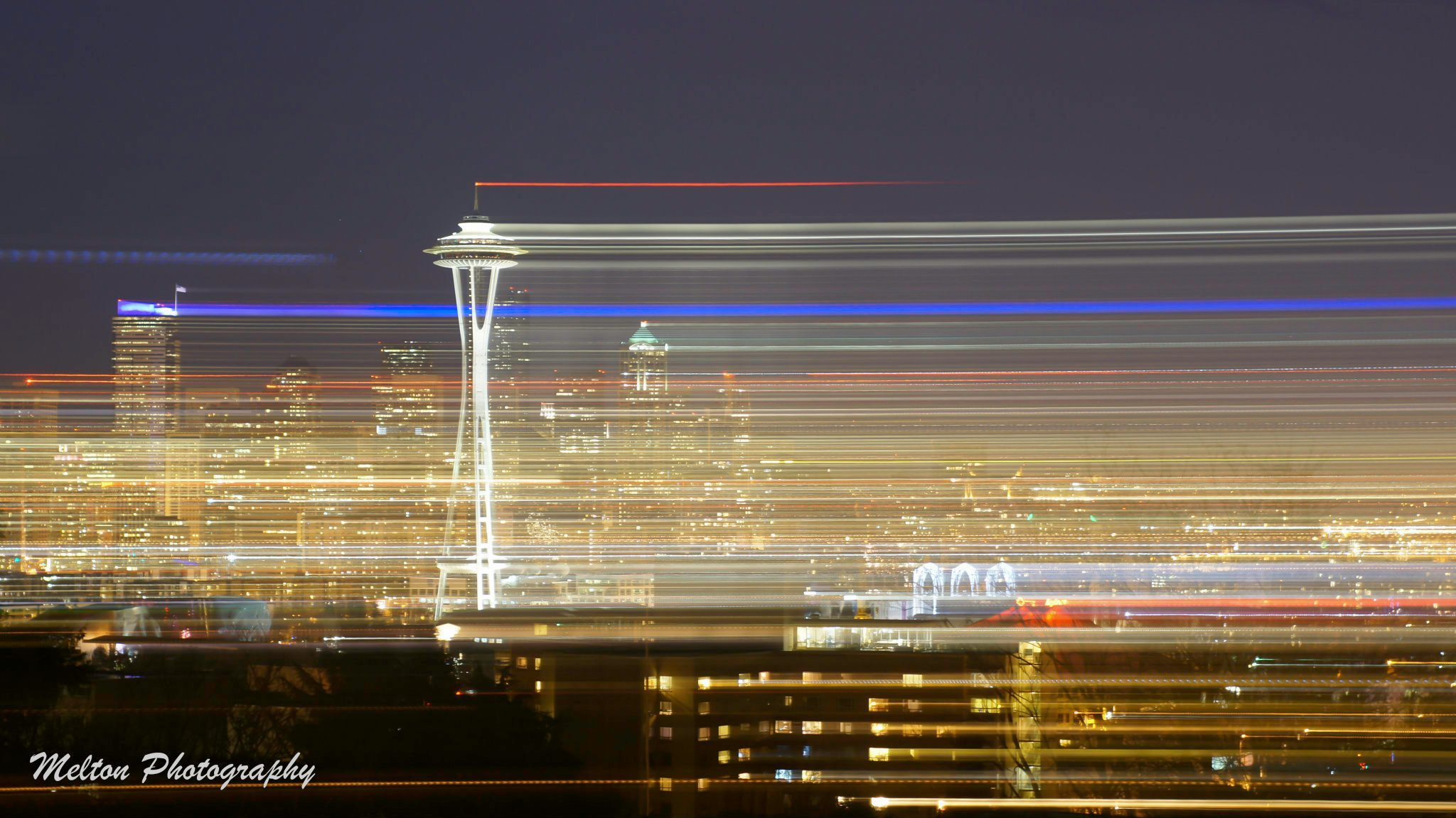 Photograph City in Motion by Ryan Melton on 500px