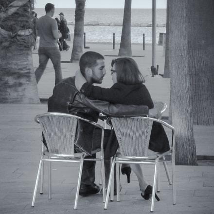 Barcelona lovers, Panasonic DMC-TZ18