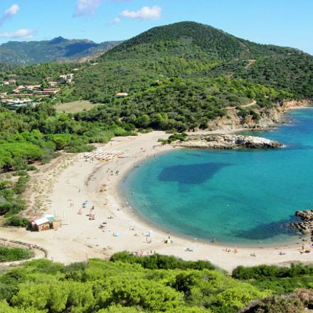 Sardinia, Nikon E4200