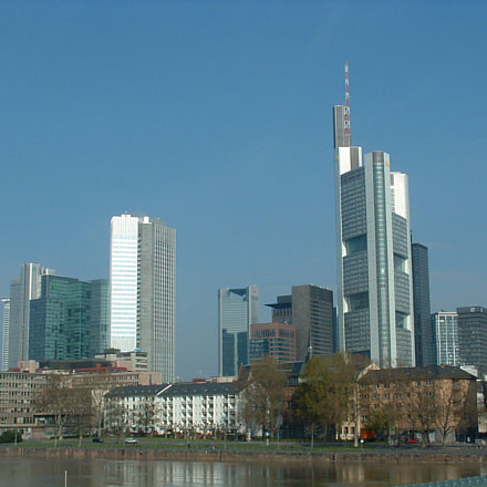 Frankfurt am Main, Fujifilm FinePix S304
