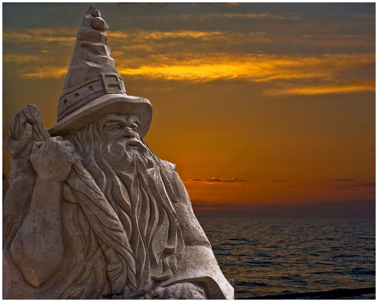 Photograph Sand Sculpture by Cor Pijpers on 500px