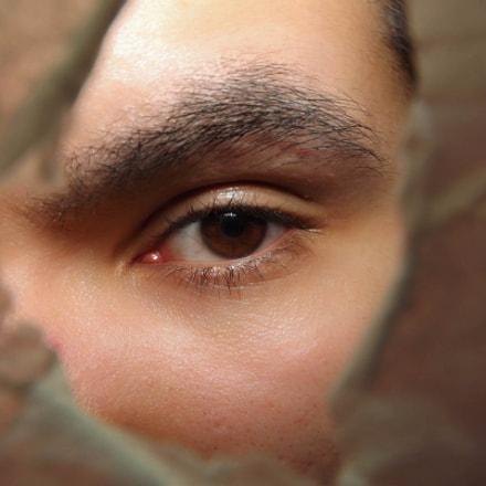 My eye, Fujifilm FinePix S4200