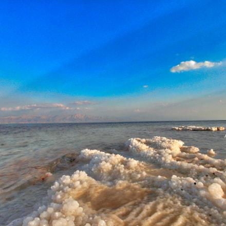 Dead sea, Canon EOS REBEL T3I, Canon EF-S 10-22mm f/3.5-4.5 USM