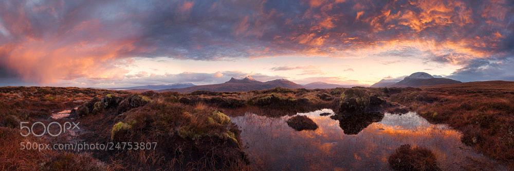 Photograph Highland Sunrise by Tobias Richter on 500px